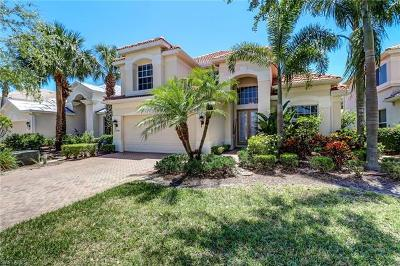 Naples Single Family Home For Sale: 12898 Brynwood Preserve Ln
