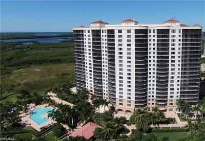 Naples FL Condo/Townhouse For Sale: $595,000
