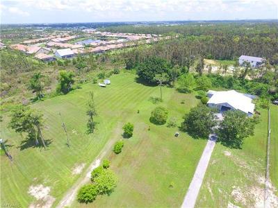Fort Myers Single Family Home For Sale: 12240 Honeysuckle Rd