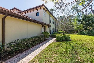 Naples FL Condo/Townhouse For Sale: $275,000