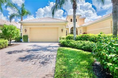 Estero Single Family Home For Sale: 20109 Saraceno Dr