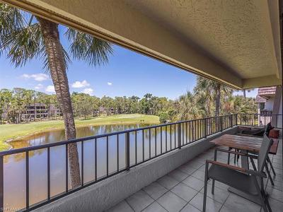 Naples Condo/Townhouse For Sale: 102 Clubhouse Dr #374