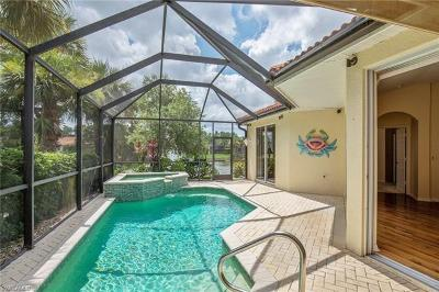 Estero Single Family Home For Sale: 23833 Cape Monaco Rd