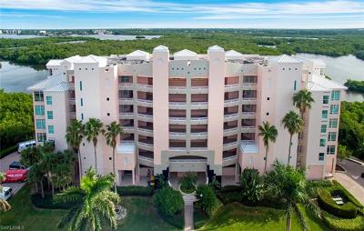 Bonita Springs Condo/Townhouse For Sale: 262 Barefoot Beach Blvd #504
