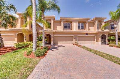 Estero Condo/Townhouse For Sale: 20634 Larino Loop