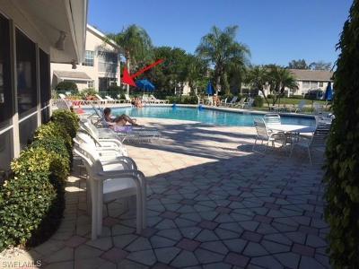 Naples Condo/Townhouse For Sale: 1771 Bermuda Greens Blvd #O9