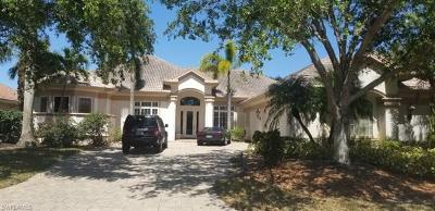 Estero Single Family Home For Sale: 22980 Shady Knoll Dr