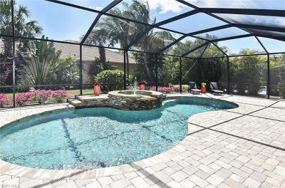 Estero Single Family Home For Sale: 21819 Bella Terra Blvd