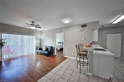 Bonita Springs Condo/Townhouse For Sale: 27095 Matheson Ave #101