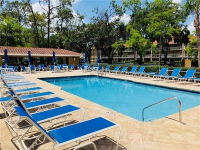 Naples Condo/Townhouse For Sale: 5955 Bloomfield Cir #A102