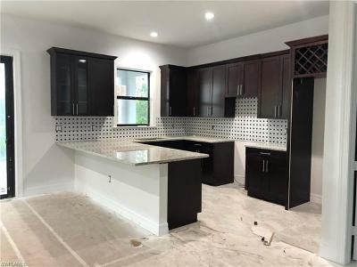 Naples Single Family Home For Sale: 3205 NE 43rd Ave