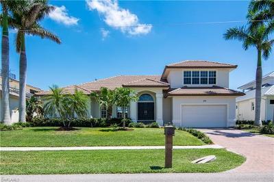 Marco Island Single Family Home For Sale: 939 S Joy Cir