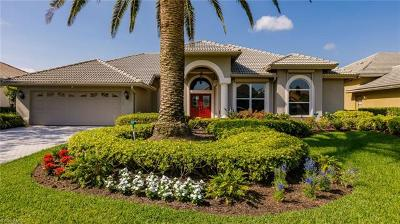 Naples Single Family Home For Sale: 610 Shoreline Dr