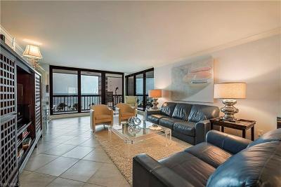 Condo/Townhouse For Sale: 4551 N Gulf Shore Blvd #901