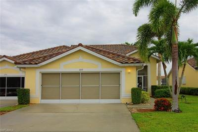 Naples Single Family Home For Sale: 289 Stella Maris South Dr