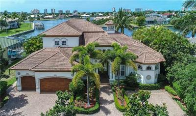 Marco Island Single Family Home For Sale: 256 Bald Eagle Dr