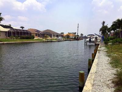 Marco Island Residential Lots & Land For Sale: 1140 Bond Ct