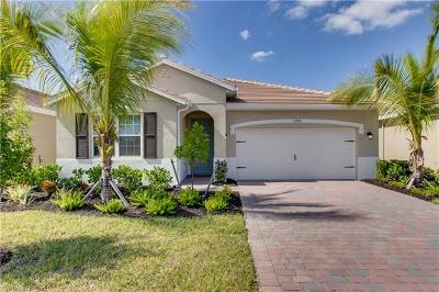 Fort Myers Single Family Home For Sale: 15230 Torino Ln