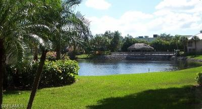 Condo/Townhouse For Sale: 822 Gulf Pavillion Dr #101