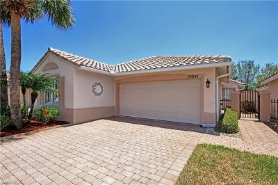 Estero Single Family Home For Sale: 20041 Serene Meadow Ln