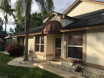 Estero Single Family Home For Sale: 20862 Blacksmith Forge Dr
