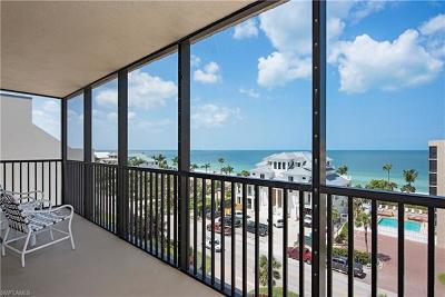 Condo/Townhouse For Sale: 10420 Gulf Shore Dr #161