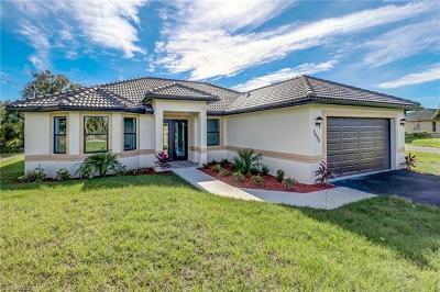 Golden Gate Estates Single Family Home For Sale: 3450 Randall Blvd