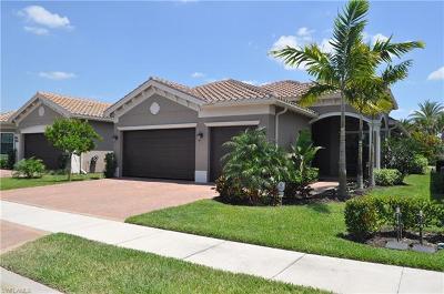 Naples Single Family Home For Sale: 13762 Callisto Ave
