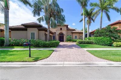 Naples Single Family Home For Sale: 8858 Shenendoah Cir
