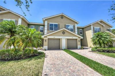 Fort Myers Condo/Townhouse For Sale: 3231 Cottonwood Bend #303