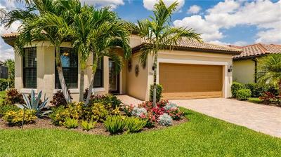 Estero Single Family Home For Sale: 20217 Cypress Shadows Blvd