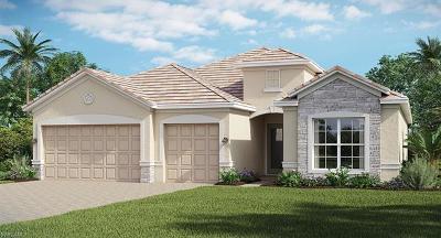 Bonita Springs Single Family Home For Sale: 16486 Bonita Landing Cir