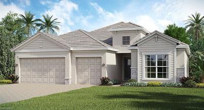 Bonita Springs Single Family Home For Sale: 16478 Bonita Landing Cir