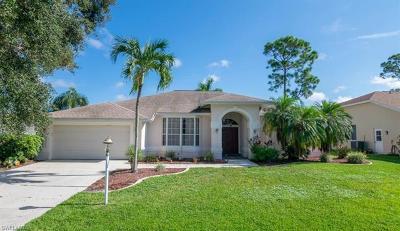 Fort Myers Single Family Home For Sale: 19375 Devonwood Cir