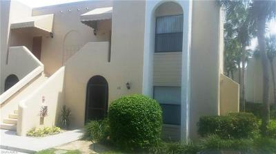 Naples Condo/Townhouse For Sale: 3320 Olympic Dr #116