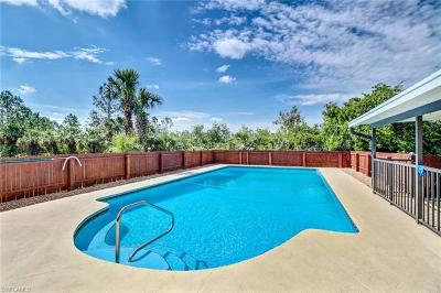 Golden Gate Estates Single Family Home For Sale: 420 SE 10th St