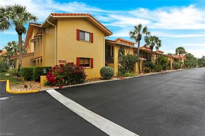 Bonita Springs Condo/Townhouse For Sale: 9871 Citadel Ln #208