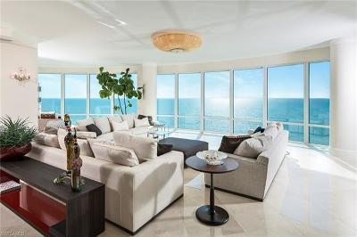Naples FL Condo/Townhouse For Sale: $9,500,000