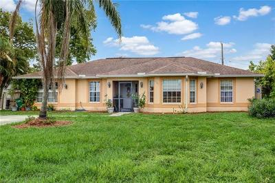 Single Family Home For Sale: 5480 SW 25th Pl