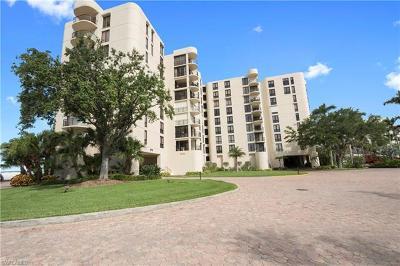 Condo/Townhouse For Sale: 3115 N Gulf Shore Blvd #112S