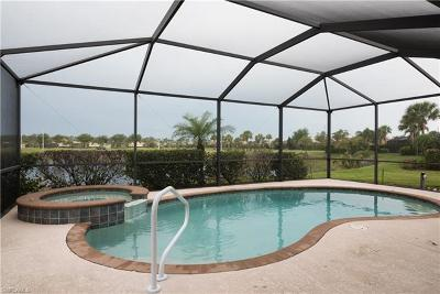 Naples Single Family Home For Sale: 8063 Princeton Dr