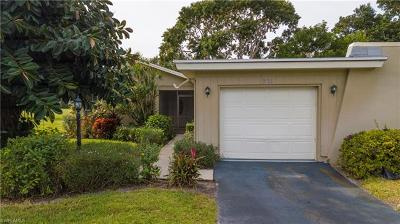 Single Family Home For Sale: 3419 Boca Ciega Dr #E-2