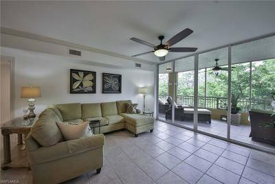 Naples FL Condo/Townhouse For Sale: $528,500