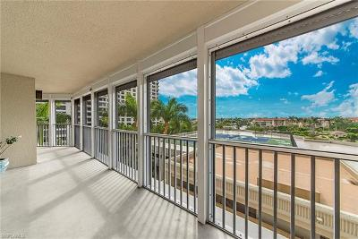 Naples Condo/Townhouse For Sale: 4401 N Gulf Shore Blvd #508