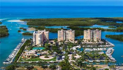 Naples Condo/Townhouse For Sale: 435 Dockside Dr #B-202