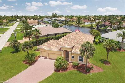 Cape Coral Single Family Home For Sale: 3603 SW 29th Ave