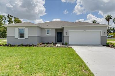 Fort Myers Single Family Home For Sale: 6458 Estero Bay Dr
