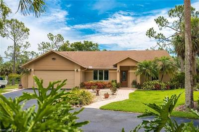 Naples Single Family Home For Sale: 720 NW 23rd St