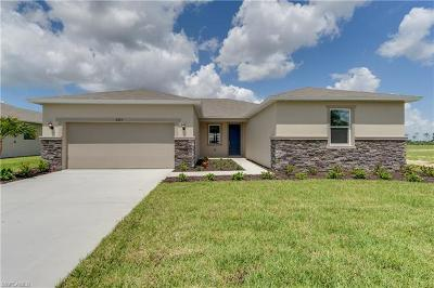 Fort Myers Single Family Home For Sale: 6463 Estero Bay Dr