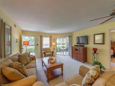 Naples Condo/Townhouse For Sale: 5633 Turtle Bay Dr #29